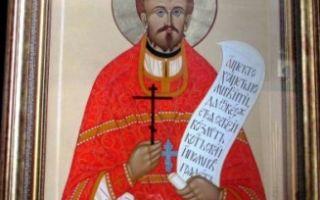 Священномученик николай бирюков, священник