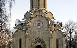 Спасский собор андроникова монастыря, россия, город москва