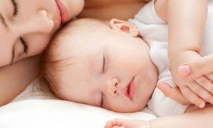 при нарушении сна у младенцев