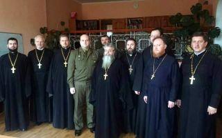 О тюремных священнослужителях