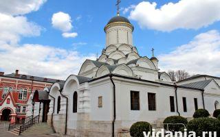Богородице-рождественский монастырь (москва), россия, город москва
