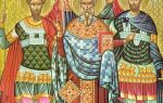 Мученик евстратий, авксентий, евгений, мардарий и орест севастийские