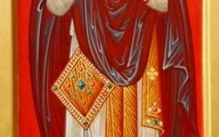 Священномученик димитрий воскресенский, священник