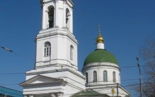 Храм флора и лавра на зацепе, россия, город москва