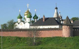 Спасо-евфимиев монастырь, россия, владимирская область, город суздаль, улица ленина