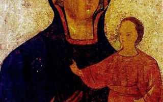 Икона божией матери федотьевская, россия, город рязань, рязанский историко-архитектурный музей-заповедник
