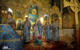 Икона божией матери касперовская, украина, город одесса, успенский кафедральный собор