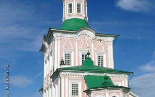 Церковь рождества христова (тотьма), россия, вологодская область, город тотьма