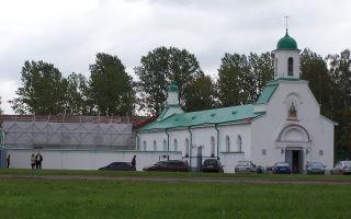 Храм рождества христова на подворье александро-свирского монастыря, россия, город санкт-петербург