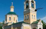 Храм пророка божия илии в обыденском переулке, россия, город москва