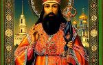 Святителю тихону, епископу воронежскому, задонскому чудотворцу – против искушений, нечистой силы и душевных болезней