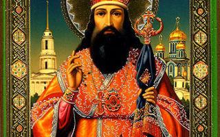 Святителю тихону, епископу воронежскому, задонскому чудотворцу — против искушений, нечистой силы и душевных болезней