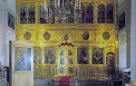 Икона божией матери владимирская, россия, город москва, храм святителя николая в толмачах