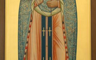 Священномученик павел кунгурский (соколов)