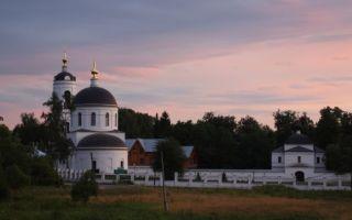 Стефано-махрищский монастырь, россия, владимирская область, александровский район, село махра