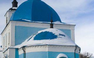 Церковь сретения владимирской иконы божией матери во владимире, россия, город владимир
