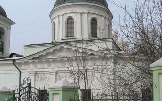 Храм николая чудотворца в котельниках, россия, город москва
