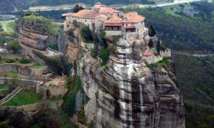 Метеоры, греция, регион фессалия