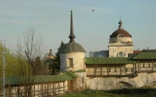 Борисоглебский новоторжский монастырь, россия, тверская область, город торжок