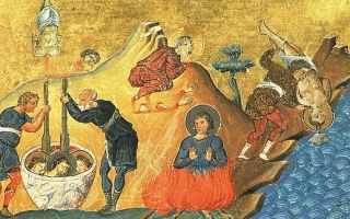 Мученик кодрат коринфский и его ученики