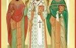 Священномученик михаил троицкий, священник