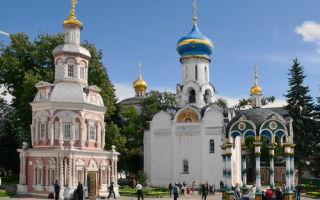 Троице-сергиева лавра, россия, московская область, город сергиев посад