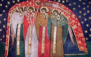 Неделя святых жен-мироносиц и иосифа праведного, триодь