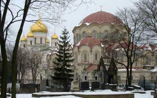 Воскресенский новодевичий монастырь (санкт-петербург), россия, город санкт-петербург