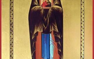 Преподобный стефан триглийский