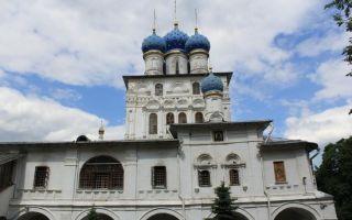 Храм казанской иконы божией матери в коломенском, россия, город москва