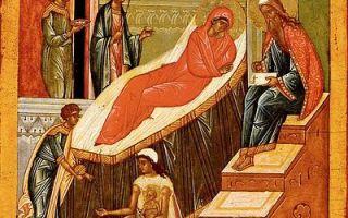 Рождество иоанна предтечи, великий