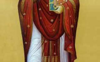 Священномученик николай порецкий, священник