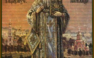 Священномученик александр (петровский), архиепископ