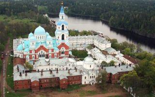 Валаамский монастырь, россия, республика карелия, сортавальский район, остров валаам