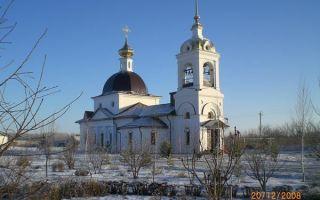 Средне-никольский монастырь, россия, саратовская область, пугачевский район, поселок монастырский