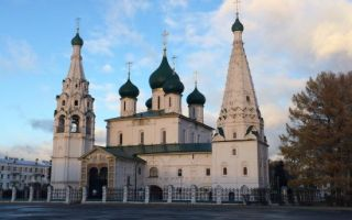 Храм спаса на городу (ярославль), россия, город ярославль