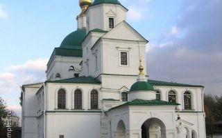 Храм святых отцов семи вселенских соборов, россия, город москва