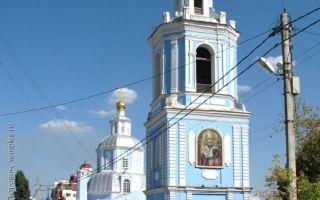 Церковь николая чудотворца (воронеж), россия, город воронеж