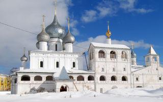 Воскресенский монастырь, россия, ярославская область, город углич