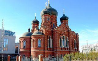 Свято-успенский собор тулы, россия, город тула
