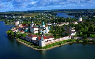 Кирилло-белозерский монастырь, россия, вологодская область, город кириллов
