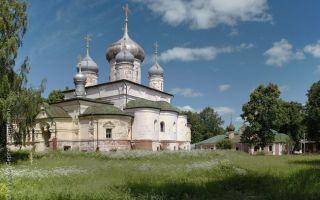 Феодоровский монастырь, россия, ярославская область, город переславль-залесский