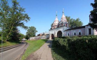Ризоположенский монастырь, россия, владимирская область, город суздаль, улица ленина