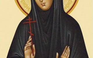 Преподобномученица елена коробкова, монахиня